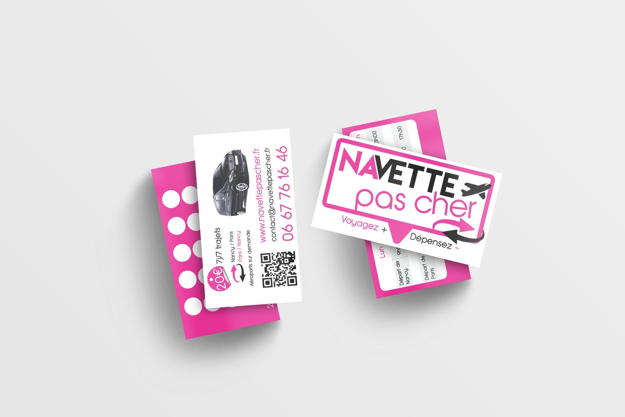 Navette Pas Cher